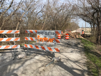 Commissioners approve bid for Rector Road bridge project