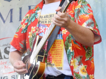 Local Guitarist and Evia Music Teacher  Doing Virtual Program for Sanger Library