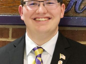 School Board - Place 3                    Profile: Jackson Sweet