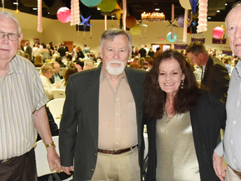 PHOTOS:  SEF Gala and Auction  raises over $84,000.00