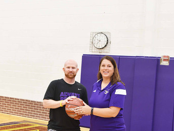 Derek Hilliard named SHS Varsity Girls Basketball Head Coach