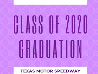 TMS will host Class of 2020 Commencement Ceremonies for all Denton County H.S. graduates