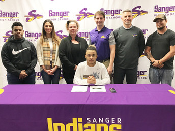 Moser College Signing