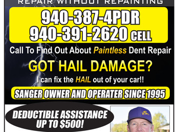 Local Hail Dent Specialist