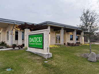 DATCU Credit Union in Sanger starts on new bank building