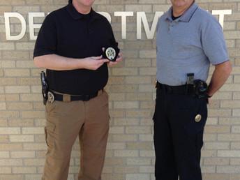 Perkins named  Interim Police Chief