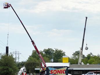Sonic rebuilding