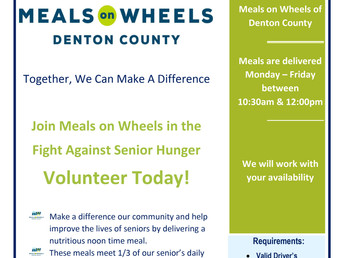 Meals on Wheels returns to Sanger five days a week