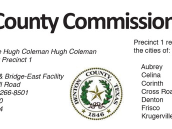 County Commissioner Column