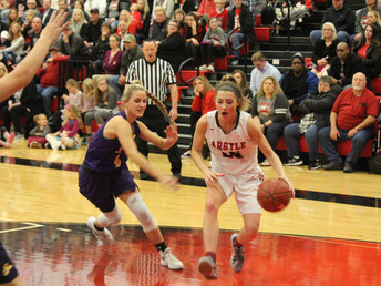 SHS vs. Argyle Varsity Girls Basketball Photos