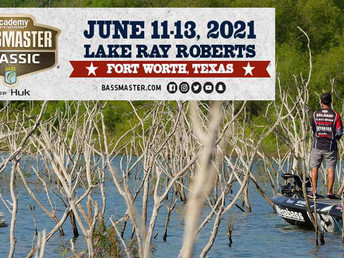 Bassmaster Classic takes place this week