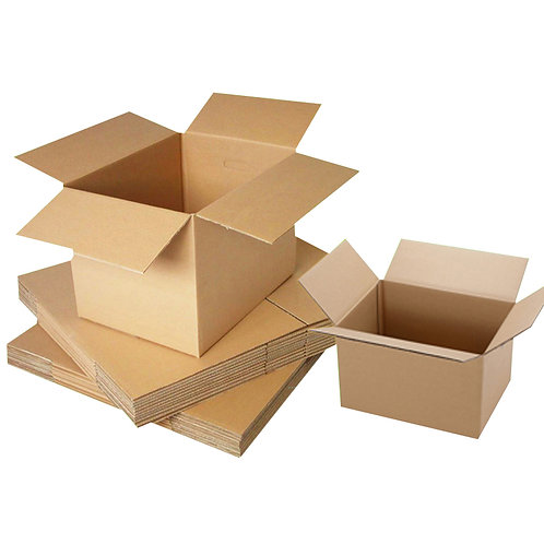Kraft Cardboard Corrugated Box (M112) Type A-1