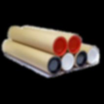 biological cylinder cardboard tube box for mailing