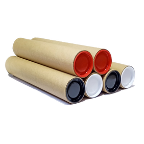 square tube box|biological cylinder cardboard mailing tube box|poster tube packing |Poster Document Blueprints Storage Boxes