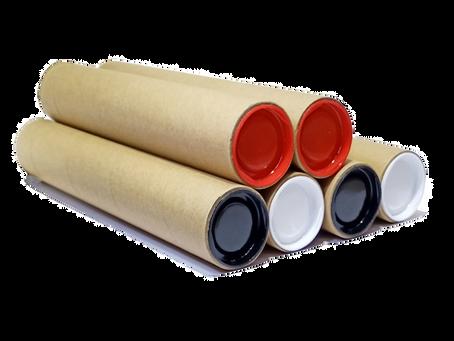 Where i can use cardboard tube&core?