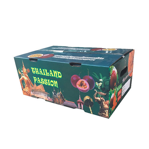 Kraft Cardboard Corrugated Fruit Packing Box