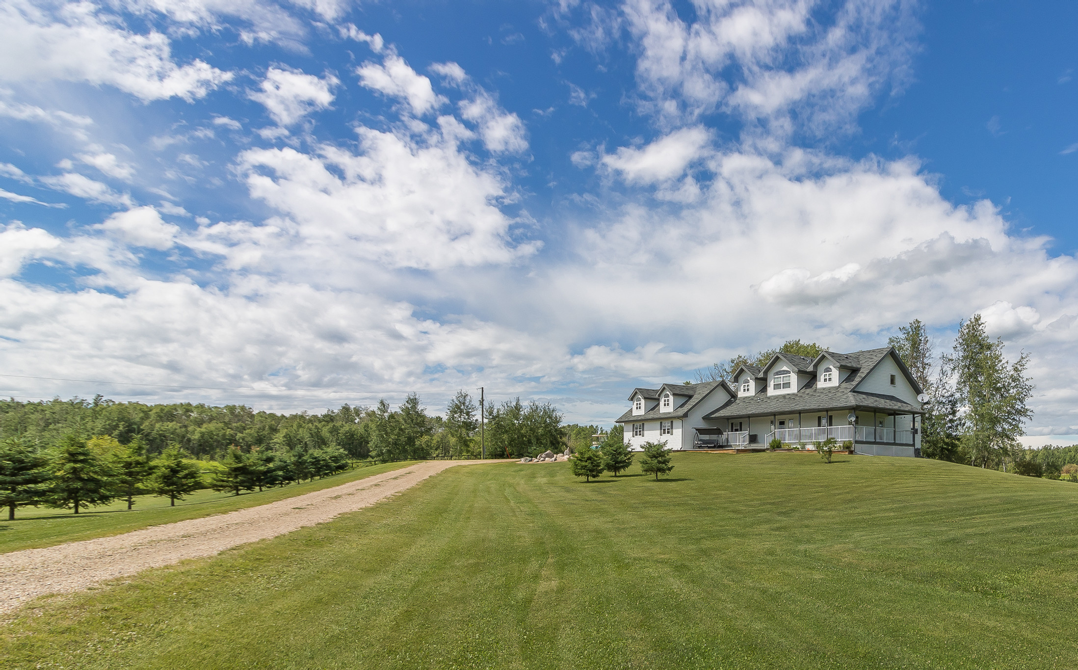 Real Estate Photography - Acreages