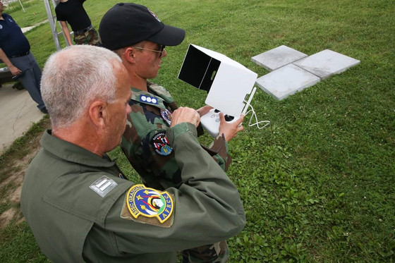 Small Unmanned Aerial Systems: A Future Trend in Aerial Observation