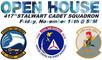 Stalwart Cadet Squadron Open House
