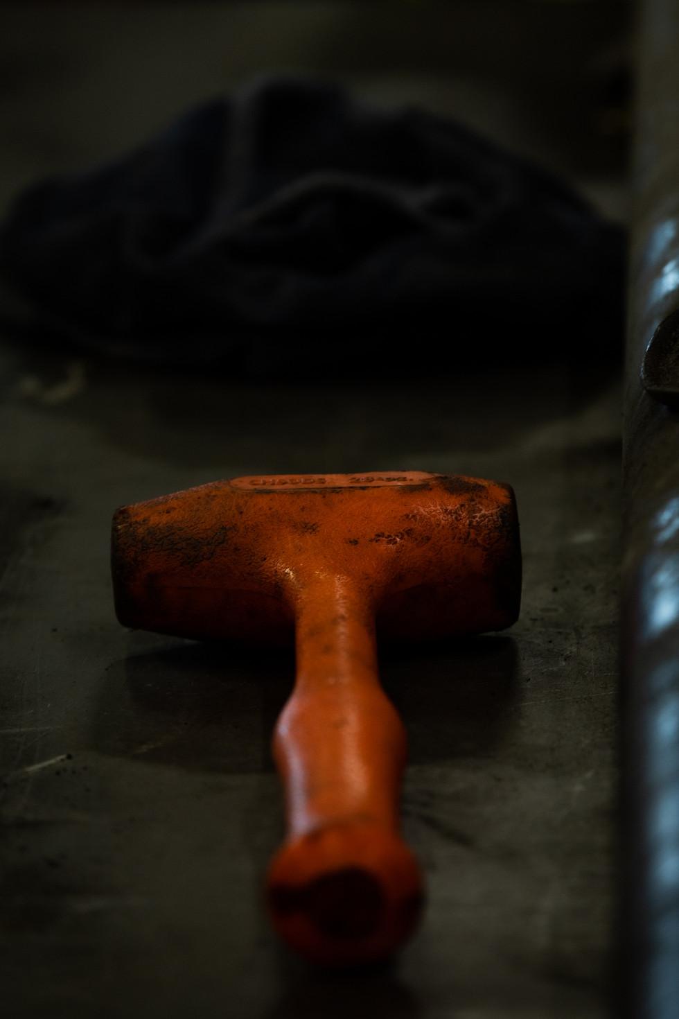 Deadblow mallet