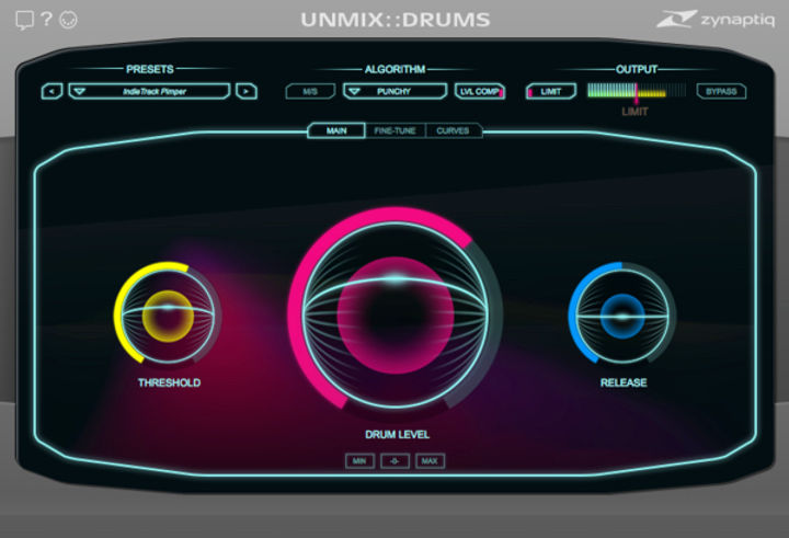 UNMIX::DRUMS