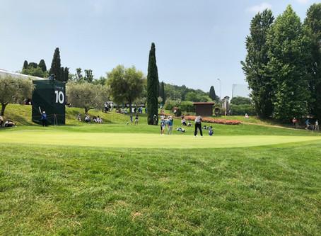 Golf sul Lago di Garda!