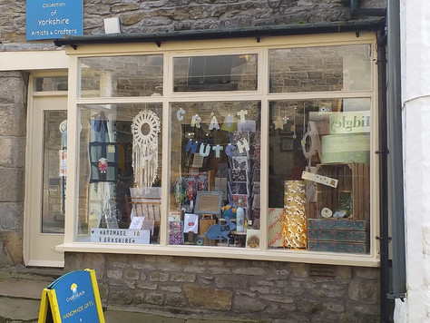 Craft Hutch, Grassington
