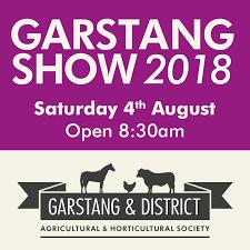Garstang Show 2018
