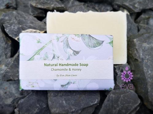 Chamomile & Honey Natural Handmade Soap