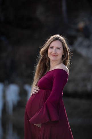 Calgary Maternity Photograph