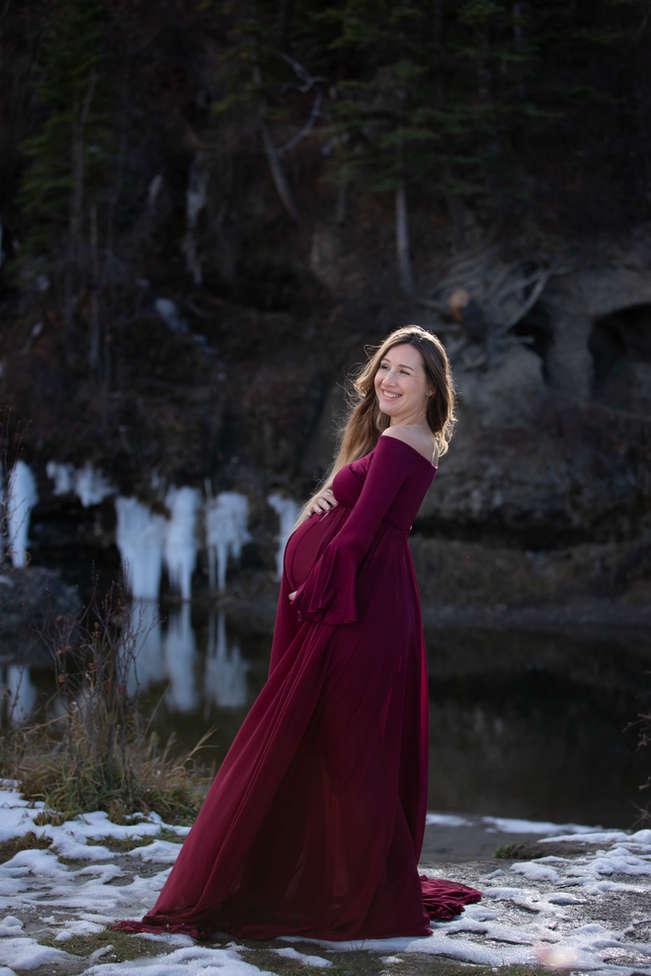 Calgary Maternity Session