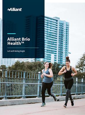 Alliant Brio Health Cover.png