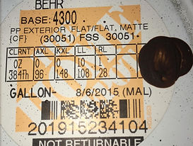 Federal Standard 30051 Brown