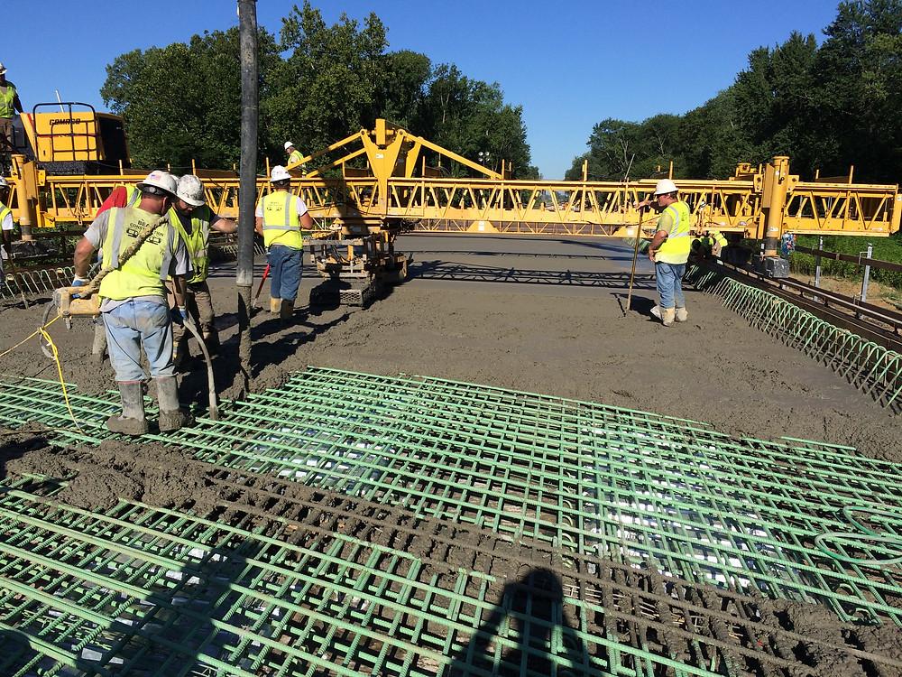 Indianapolis bridge inspection