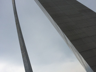 St Louis Arch - Stainless Steel Construction