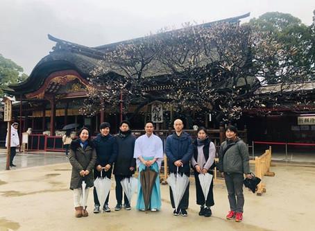 神社とお寺をツナグ