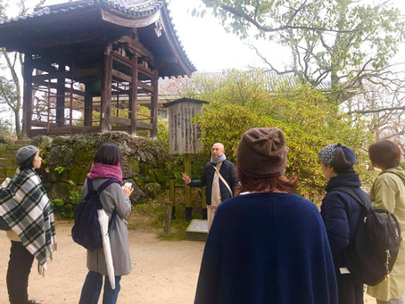 「ブラ法話vol.2」観世音寺での開催でした!