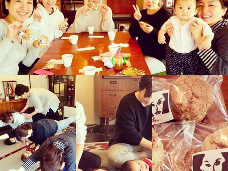 『赤ちゃんとお母さんの心が通じる整YOGA』開催!