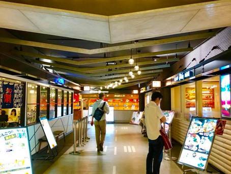 福岡空港のラーメン滑走路。美味しいです♡