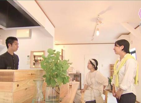 ケーブルステーション福岡『女志力』でご取材いただきました!