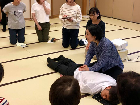 井本整体 札幌ミニセミナー『災害時 からだひとつでできること』講師をつとめました!