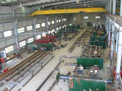 Internal workshop