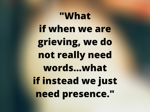 How to go about Navigating Your Heartbreaking Loss: Part 4 of 5