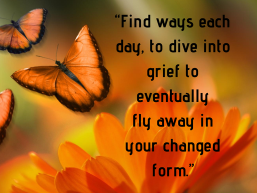 How to go about Navigating Your Heartbreaking Loss: Part 2 of 5