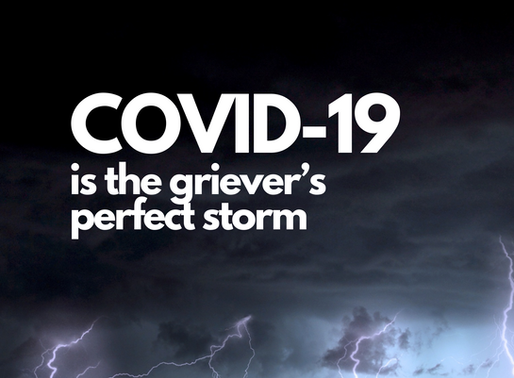 Losing a Loved One in the time of COVID-19