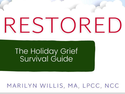 Free Holiday Grief Survival Guide