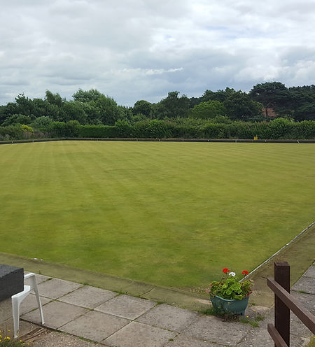 Sprowston Sports and Social Club lawn bowls green