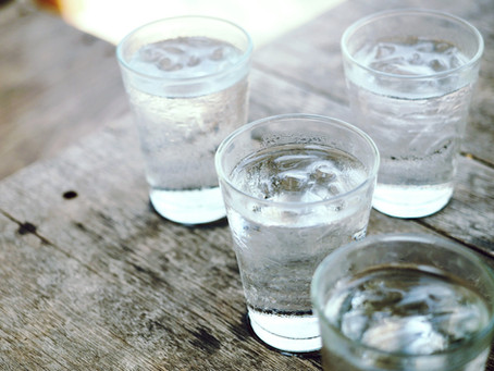 Are you drinking enough water? Week 1