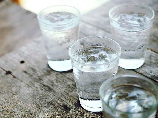 Gesundes Trinkwasser