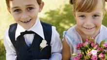 Levar ou não a criança a um casamento?